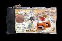 Carnet de voyage LAS VEGAS by Chayan Khoi