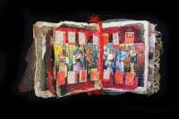 Carnet de voyage ROUTE DE LA SOIE CHINE by Chayan Khoi 2008